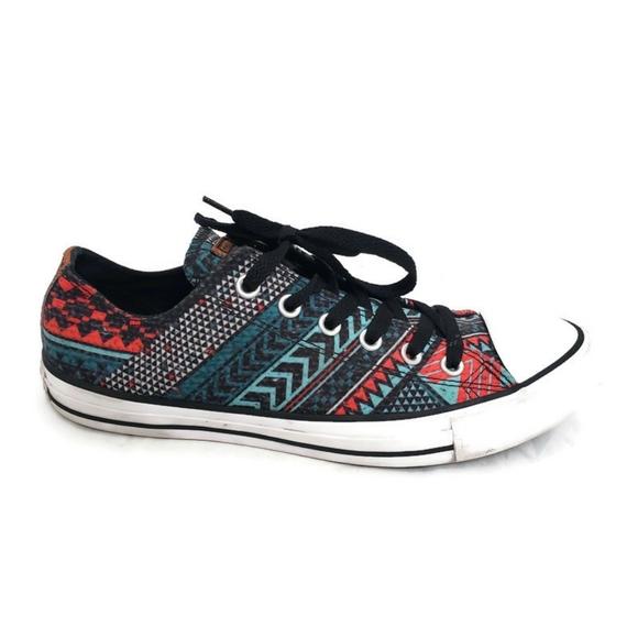 Converse Chuck Taylor All Star Tribal Print Shoes